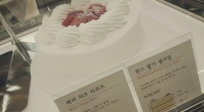 Photo of Bakery HANS at 분당구 동판교로177번길 25, 성남시 463-400, South Korea