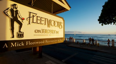 Photo of American Restaurant Fleetwood's at 744, Lahaina, HI 96761, United States