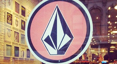 Photo of Clothing Store Volcom at 446 Broadway, New York, NY 10013, United States