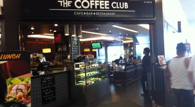 Photo of Cafe The Coffee Club at Royal Garden Plaza, Pattaya 20150, Thailand