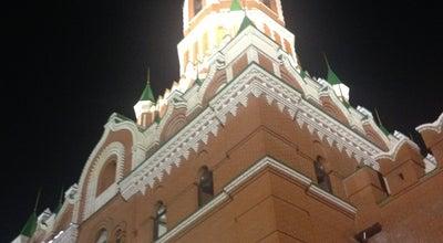 Photo of Monument / Landmark Благовещенская башня at Бульвар Чавайна, Yoshkar-Ola, Russia