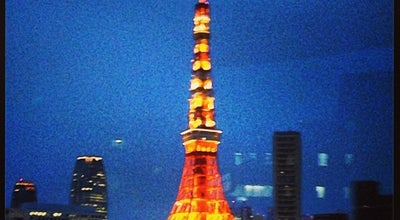 Photo of Monument / Landmark 東京タワー (Tokyo Tower) at 芝公園4-2-8, 港区 105-0011, Japan