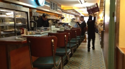 Photo of Diner Comfort Diner at 214 East 45th Street, New York, NY 10017, United States