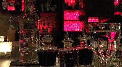 Photo of Cocktail Bar The Chug Club Bar at Taubenstr. 13, Hamburg 20359, Germany