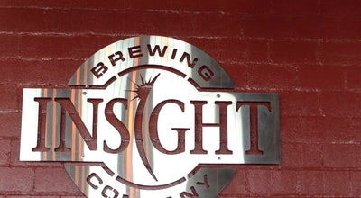 Photo of Brewery Insight Brewing at 2821 East Hennepin Avenue, Minneapolis, MN 55413, United States