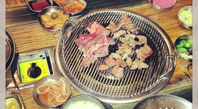 Photo of Korean Restaurant Iron Age: Asian Grill at 1054 Rockville Pike, Rockville, MD 20852, United States