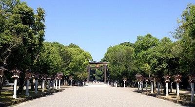 Photo of Trail 橿原神宮 表参道 at 久米町934, 橿原市, Japan