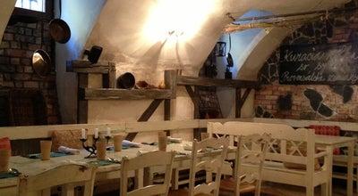 Photo of Modern European Restaurant Traja Musketieri at Sládkovičova 7, Bratislava 811 04, Slovakia