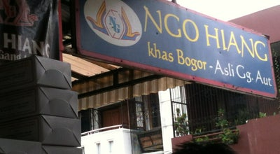 Photo of Chinese Restaurant Ngo Hiang - Gg Aut at Jl. Surya Kencana No. 309a, Bogor, Indonesia