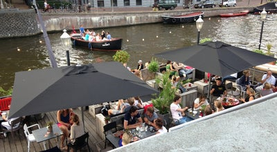 Photo of Lounge Amstelhaven at Mauritskade 1, Amsterdam 1091 EW, Netherlands