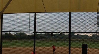 Photo of Baseball Field Railroad Park Ballfields at 1301 S. Railroad Street, Lewisville, TX 75057, United States