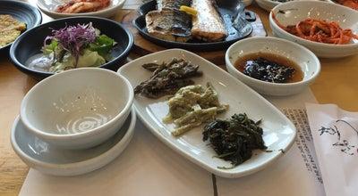Photo of Korean Restaurant 채운 at 분당구 하오개로 341, Seongnam-si 463-440, South Korea