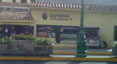 Photo of Ice Cream Shop Davorino at Av.el Sol 526-c, Peru