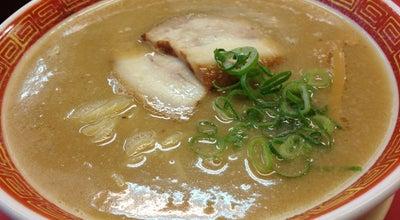 Photo of Ramen / Noodle House らーめん一作 門真店 at 宮前町12-12, 門真市, Japan