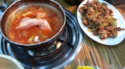 Photo of Korean Restaurant 탕가네 김치찌개 at 원미구 상동, 부천시, South Korea