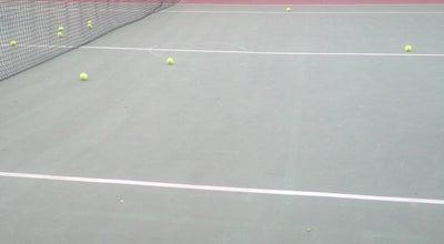 Photo of Tennis Court Tennis Court at Αλαμάνας, Ilio 131 21, Greece