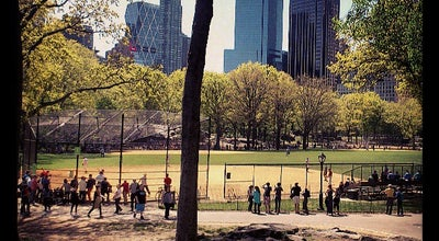 Photo of Baseball Field Heckscher Field at 25 Central Park W, New York, NY 10023, United States