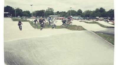 Photo of Racetrack Platt Fields BMX Track at Platt Fields Park, Manchester M14 6LN, United Kingdom