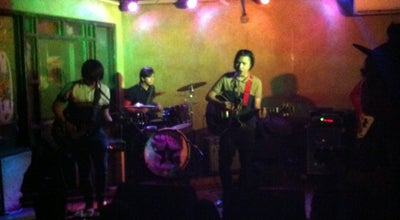 Photo of Music Venue Saguijo Cafe + Bar at 7612 Guijo St., San Antonio Village, Makati City 1203, Philippines