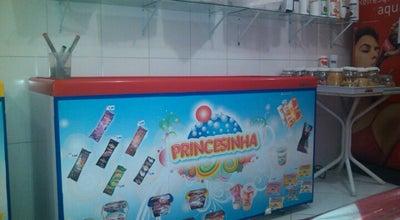 Photo of Ice Cream Shop Sames Princesinha - Sorveteria e Pizzaria at Rua L Nº 22d, Feira de Santana 44006-000, Brazil