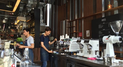 Photo of Coffee Shop Roots Coffee at The Commons, Watthana, Thailand