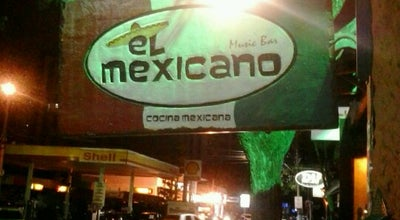 Photo of Mexican Restaurant El Mexicano at Av. Pelinca, 276, Campos dos Goytacazes 28035-053, Brazil