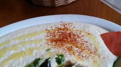 Photo of Mediterranean Restaurant Aladdin's Eatery at 317 W University Dr, Mishawaka, IN 46545, United States