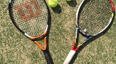 Photo of Tennis Court Tennis Courts at Amara Dolce Vita, Tekirova, Turkey