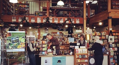 Photo of Bookstore Bloomsbury Books & Coffeehouse at 290 E Main St, Ashland, OR 97520, United States