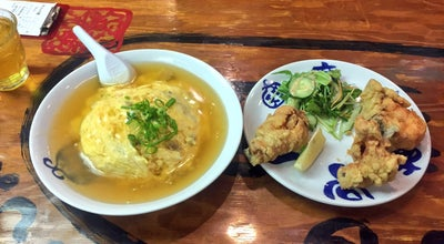 Photo of Chinese Restaurant 餃子菜館 てんじく 姫路今宿店 at 土山7-8-16, 姫路市, Japan
