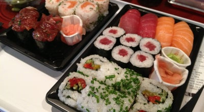 Photo of Sushi Restaurant Yapan Sushi at 8 Rue De La Nuée Bleue, Strasbourg 67000, France