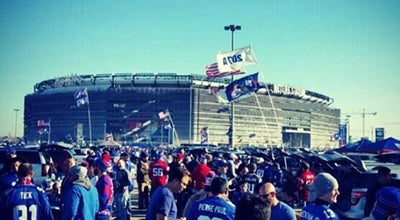 Photo of Beer Garden Giants Tailgate L12 at East Rutherford, NJ 07073, United States