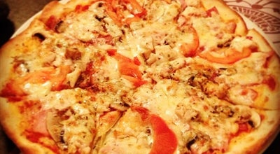 Photo of Pizza Place Пиццерия «Mamma Mia» at Ул. Артёма, 48, Mariupol, Ukraine