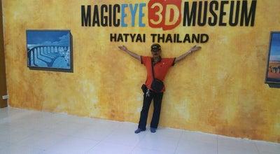 Photo of Art Museum Magic Eye 3D Museum (แมจิค อาย ทรีดี มิวเซียม) at 1408 Kanjanavanich Rd, Hat Yai 90110, Thailand