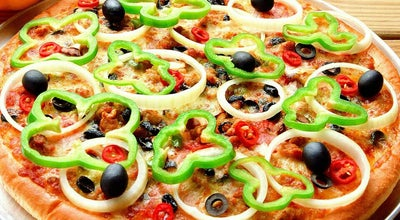 Photo of Pizza Place Toninho Pizzaria at R. José Domingos Belém, 91, Contagem, Brazil