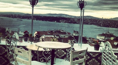 Photo of Restaurant 5. Kat at Soğancı Sokak No: 3 Kat 5 Cihangir, Istanbul, Turkey