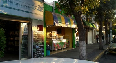 Photo of Ice Cream Shop Los de Revo at Av Revolución No. 403-a, Col. Periodistas, Pachuca 42060, Mexico