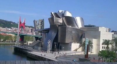 Photo of Bridge Pasarela Arrupe at Pedro Arrupe Zubia, Bilbao 48009, Spain