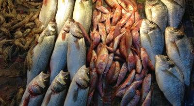 Photo of Fish Market Balıkçılar Çarşısı at Mithatpaşa Cad. Güzelbahçe, Izmir, Turkey