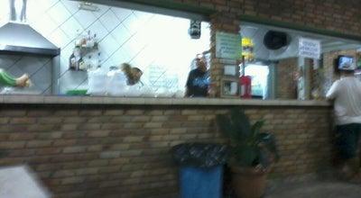 Photo of Burger Joint Flavinho's Lanches at Av. Vale Do Paraíba, 275, Jacarei, Brazil
