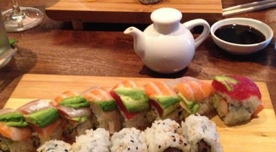 Photo of Sushi Restaurant Yuba at 105 East 9th Street, New York, NY 10003, United States