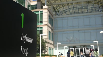 Photo of Office Apple Inc. at 1 Infinite Loop, Cupertino, CA 95014, United States
