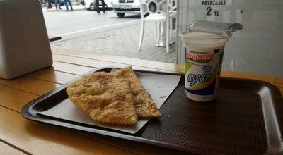 Photo of Pie Shop Haluje-Çerkes Böreği at Kolağzı Sk No:2/b Merkez Belediye Arkası Adapazari Sakarya, Adapazarı, Turkey