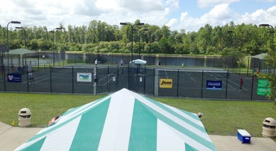 Photo of Tennis Court Florida Tennis Center at 1 Deuce Ct, Daytona Beach, FL 32124, United States