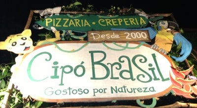 Photo of Pizza Place Cipó Brasil at R. Aristides Porpino Filho, 3111, Natal 59090-720, Brazil