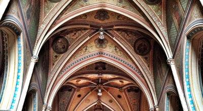 Photo of Church Kostel Sv. Ludmily | Church of St. Ludmila at Náměstí Míru, Praha 120 00, Czech Republic