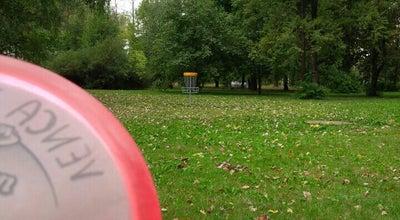 Photo of Disc Golf DiscGolfPark u Rakety at Ostrava, Czech Republic