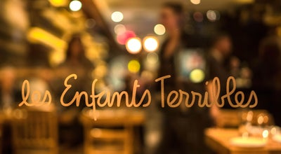 Photo of American Restaurant Les Enfants Terribles Brasserie at 1257 Avenue Bernard Ouest, Outremont, QC H2V 1V8, Canada