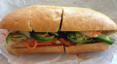 Photo of Sandwich Place Saigon Sandwich Shop at 560 Larkin St, San Francisco, CA 94102, United States