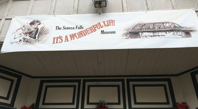 "Photo of Museum ""It's A Wonderful Life"" Museum, Seneca Falls, NY at 32 Fall St, Seneca Falls, NY 13148, United States"